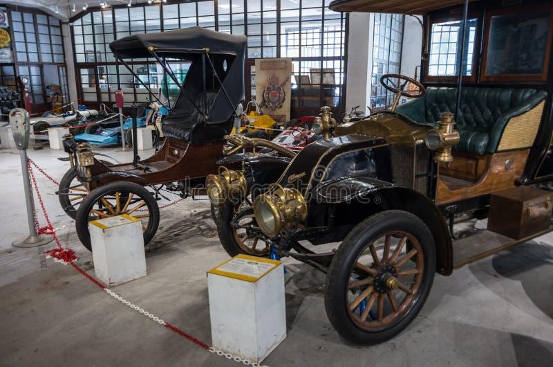 Uitstekende auto's van de uitzonderlijke inzameling van Bratislav Petkov royalty-vrije stock foto