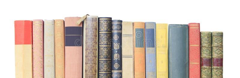 Uitstekende boeken royalty-vrije stock foto's