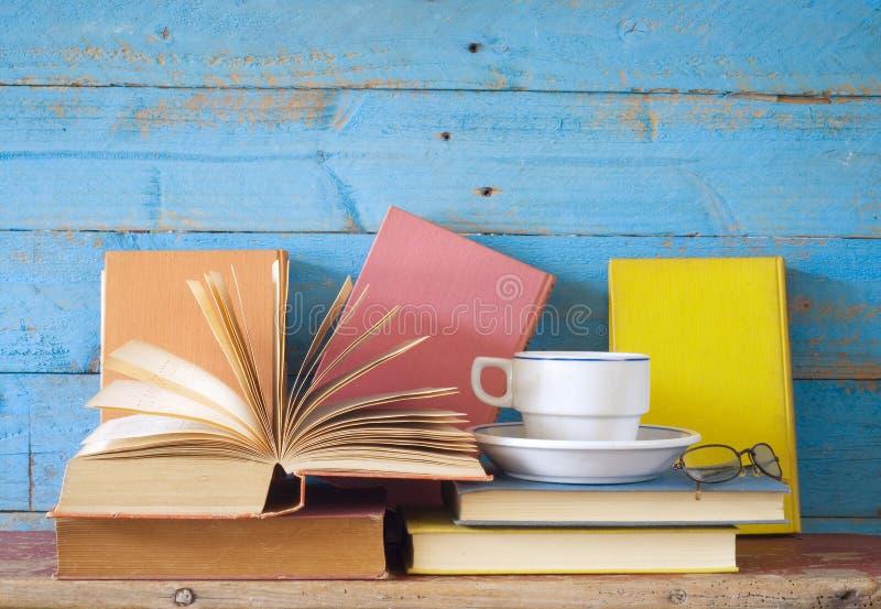 Uitstekende boeken royalty-vrije stock afbeeldingen