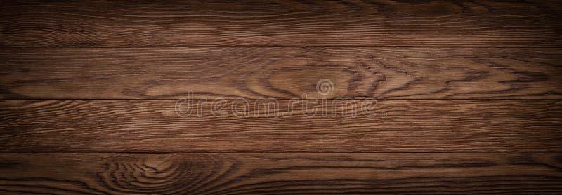 Uitstekende bruine oude plattelanders grunge houten textuur, houten oppervlaktebedelaars stock foto's