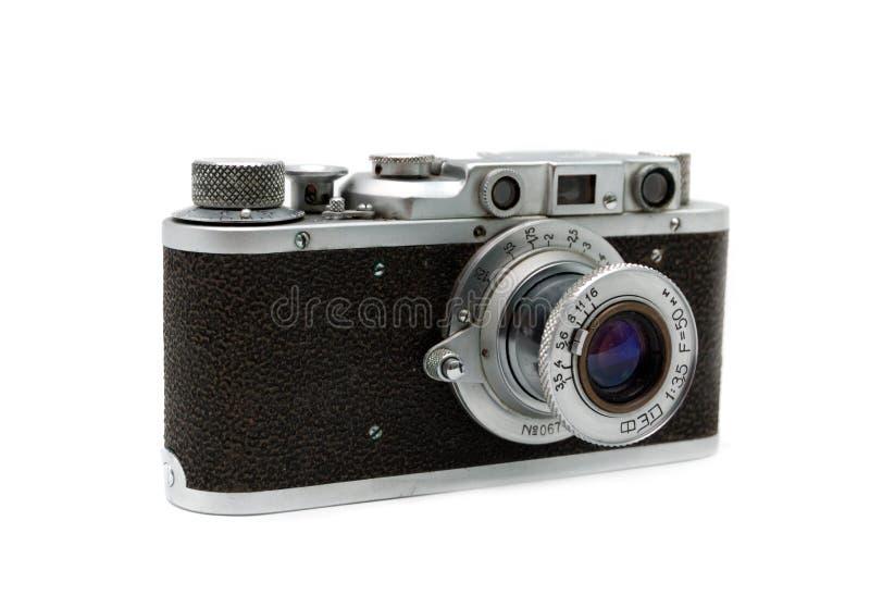 Uitstekende camera stock foto