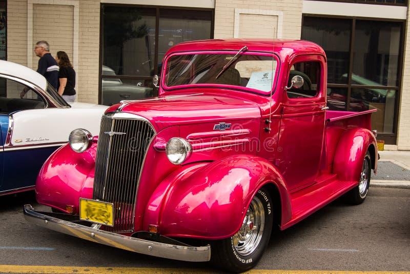 Uitstekende Chevrolet-Pick-up royalty-vrije stock fotografie