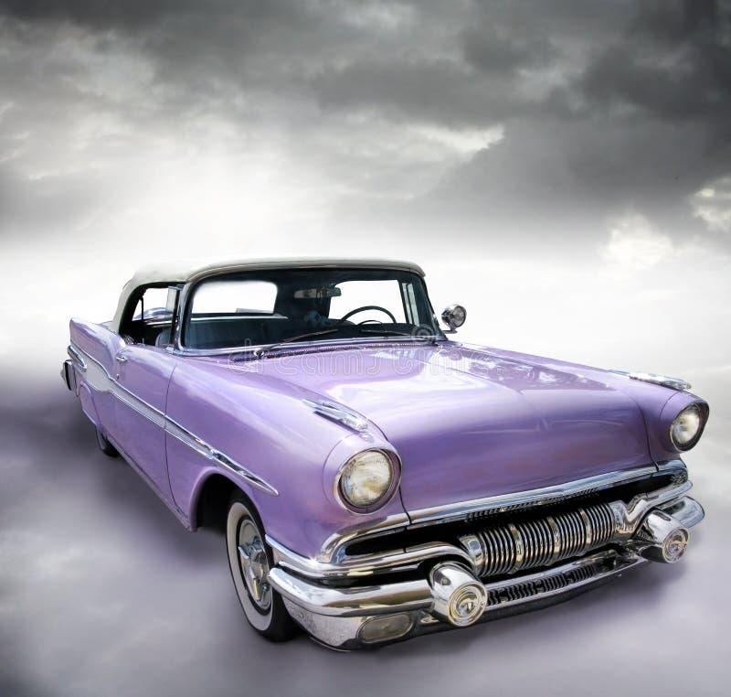 Uitstekende coupé stock fotografie