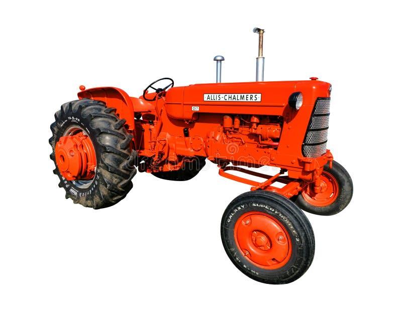 Uitstekende de Landbouwtractor van Allischalmer D70 stock afbeelding
