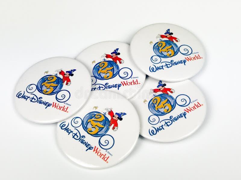 Uitstekende Disney-Spelden stock fotografie