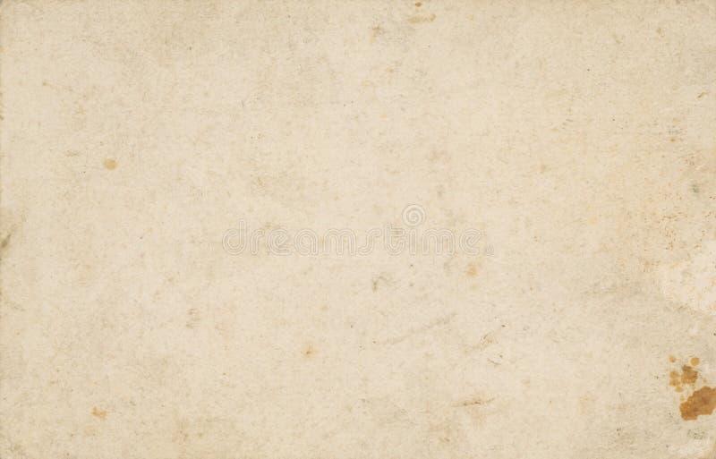 Uitstekende document achtergrond royalty-vrije stock afbeeldingen