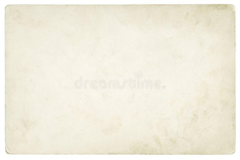 Uitstekende document achtergrond royalty-vrije stock foto's