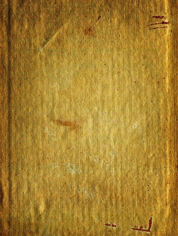 Uitstekende document textuur stock fotografie