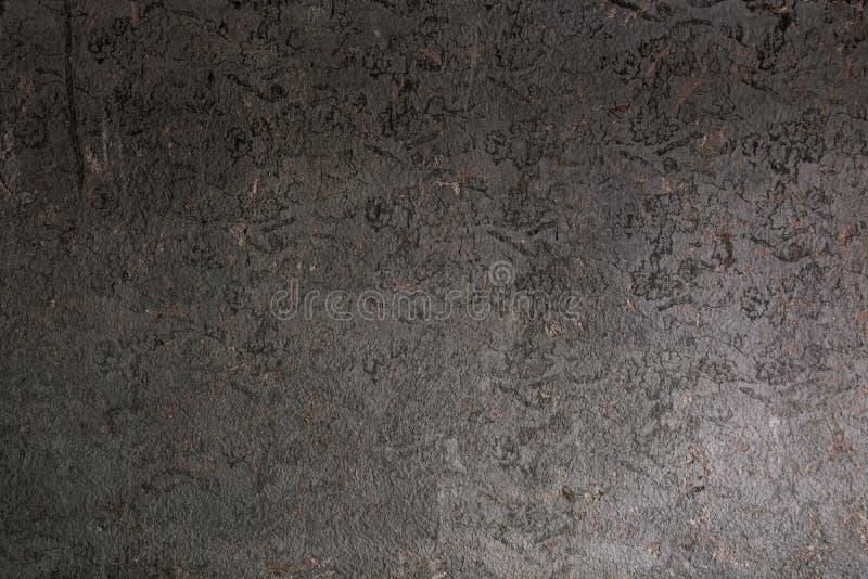 Uitstekende donkere grungemuur royalty-vrije stock foto