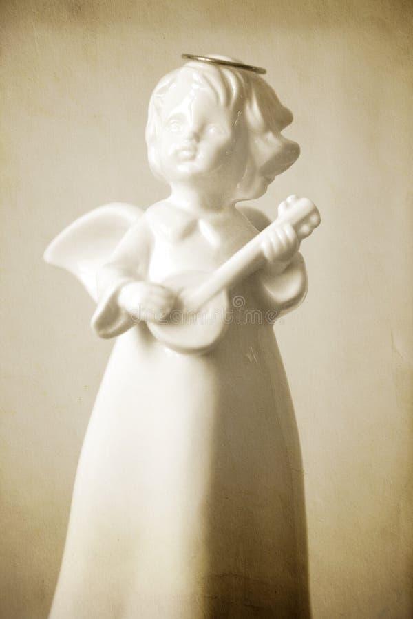 Uitstekende engel stock fotografie