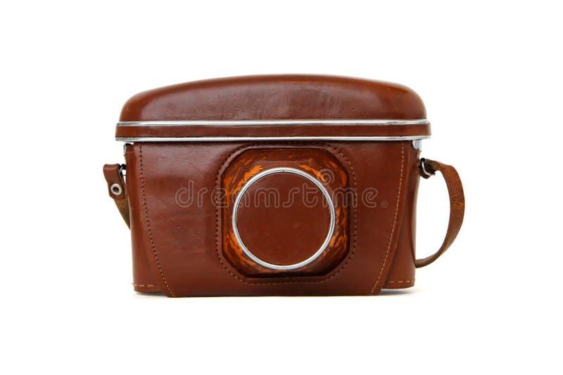 Download Uitstekende Fotocamera In Rood Geïsoleerd Leergeval Stock Afbeelding - Afbeelding bestaande uit antiquiteit, achtergrond: 10630213