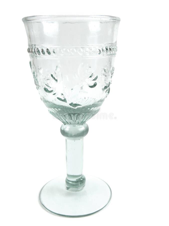 Uitstekende glas royalty-vrije stock fotografie