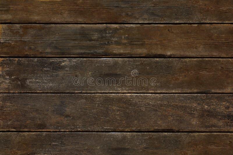 Uitstekende houten grungeeffect achtergrond royalty-vrije stock foto