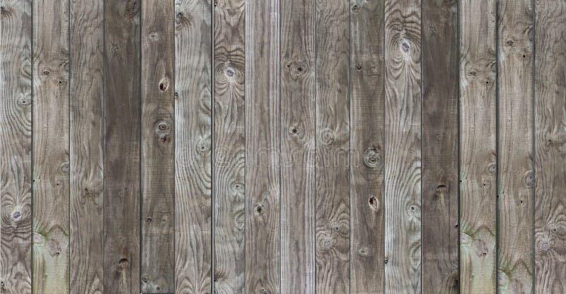 Uitstekende houten panelen royalty-vrije stock afbeelding