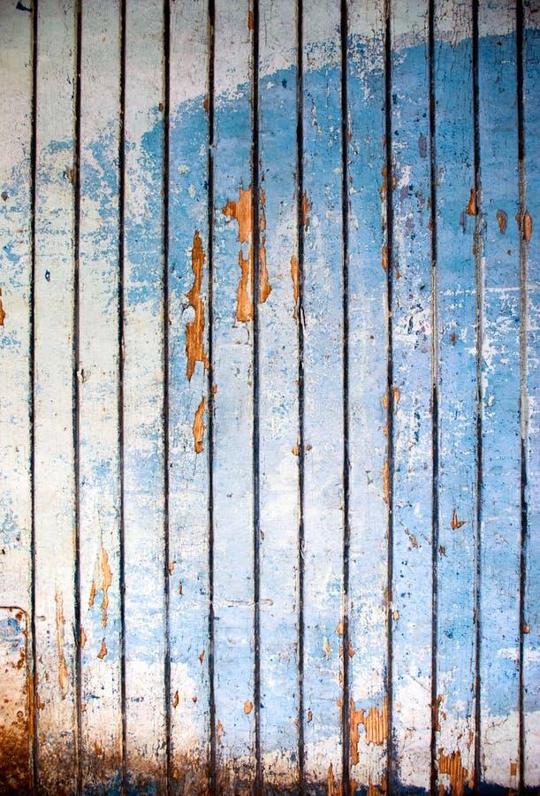 Uitstekende houten plankverticaal stock fotografie