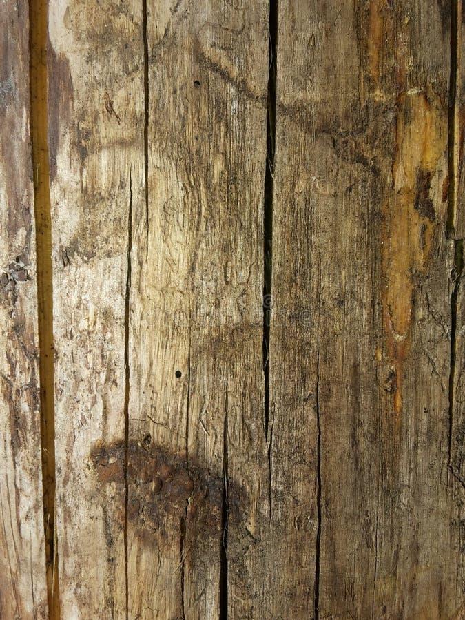 Uitstekende houten textuur stock afbeelding