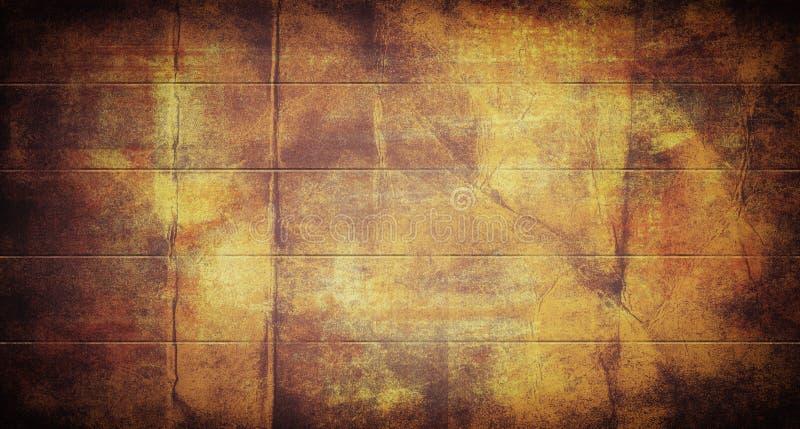 Uitstekende houten textuuroppervlakte als achtergrond met oud natuurlijk patroon Mening van de de lijstbovenkant van de Grungeopp royalty-vrije stock fotografie