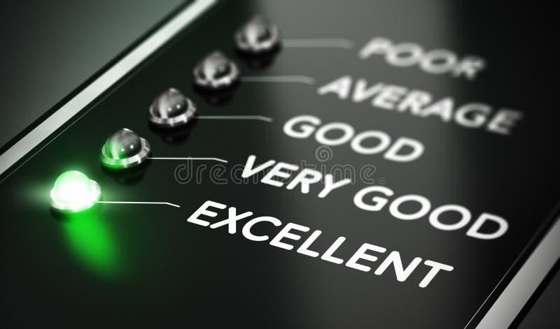 Uitstekende kwaliteit vector illustratie