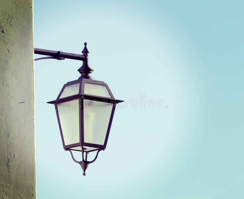 Uitstekende lamp royalty-vrije stock fotografie