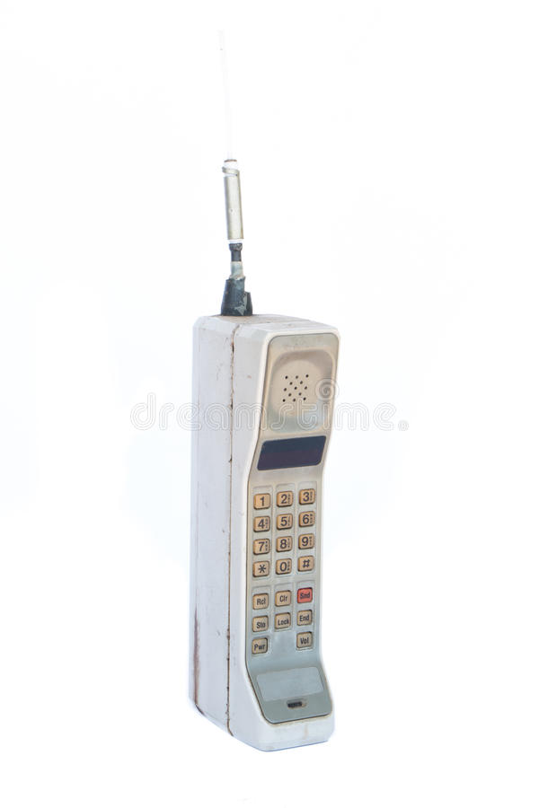 Uitstekende mobiele telefoon stock foto's