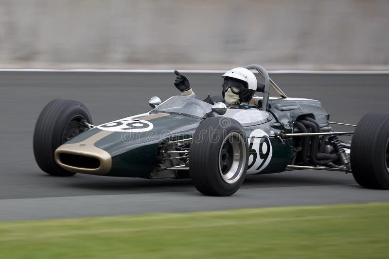 Uitstekende Motorsport royalty-vrije stock afbeeldingen