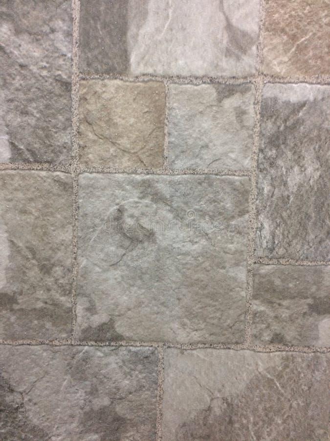 Uitstekende of oude textuur van steen stock foto's