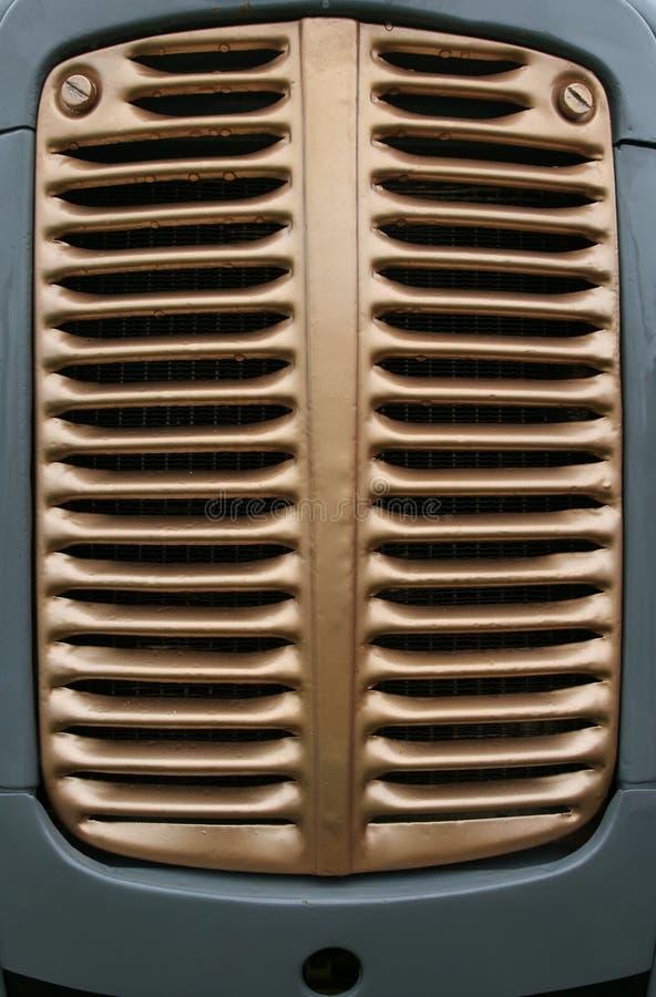 Uitstekende Radiator royalty-vrije stock afbeelding