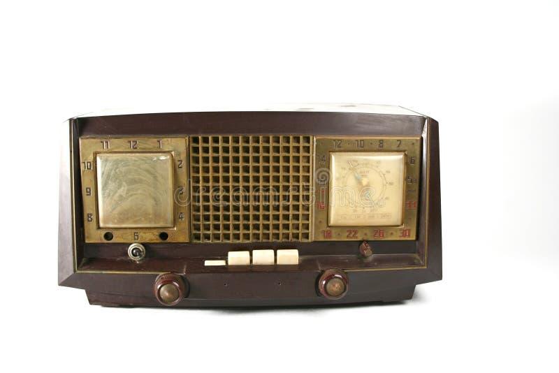 Uitstekende radio royalty-vrije stock afbeeldingen