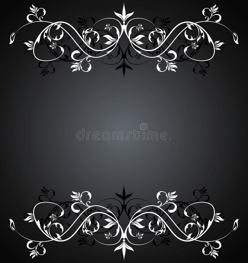 Uitstekende stijl vector illustratie
