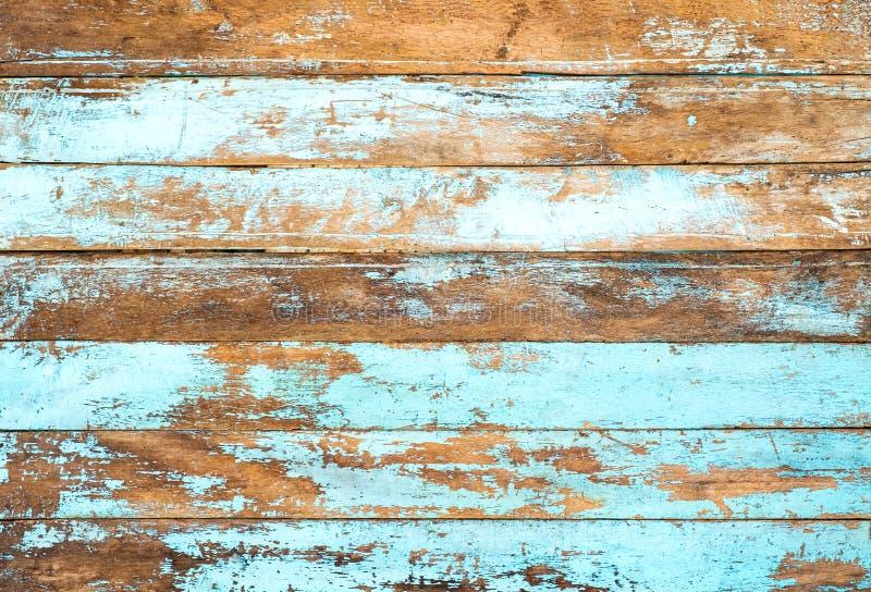 Uitstekende strand houten achtergrond stock fotografie