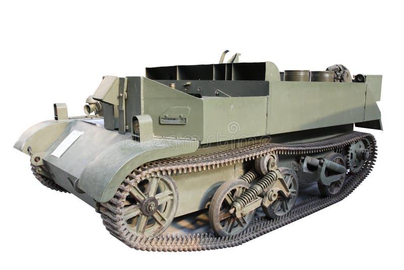 Uitstekende Tank royalty-vrije stock fotografie