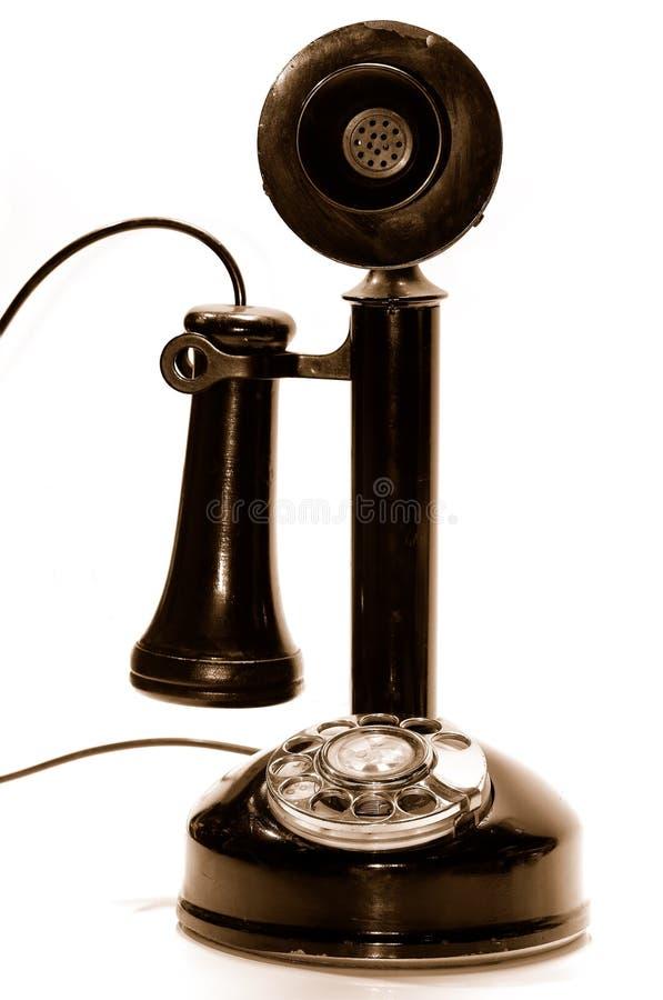 Uitstekende Telefoon royalty-vrije stock foto's