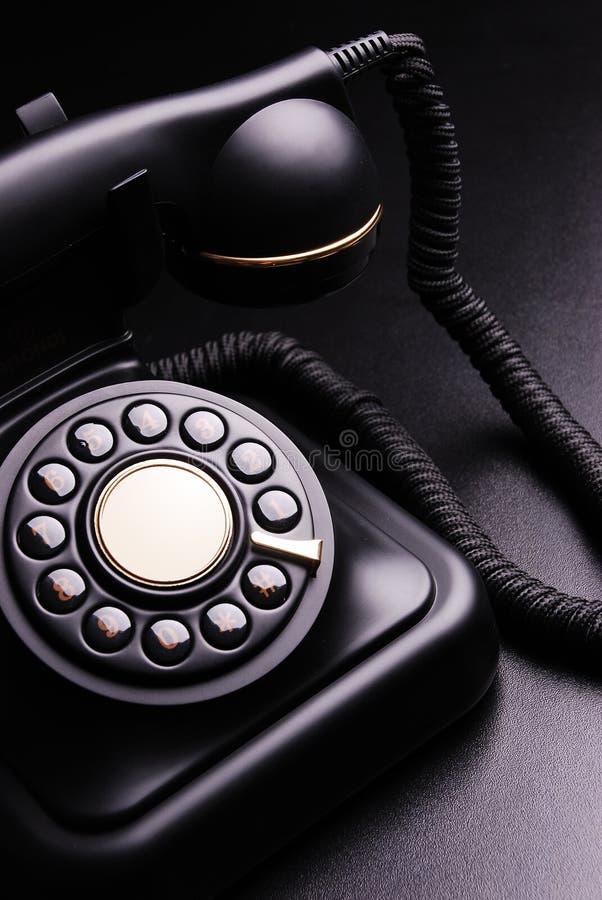 Uitstekende telefoon royalty-vrije stock afbeelding