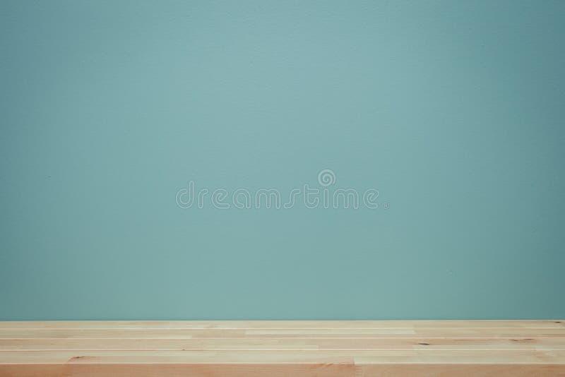 Uitstekende toon van warme houten vloer van het aard de goede Perspectief textur stock foto's