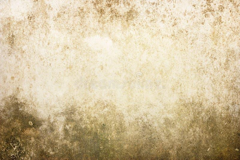 Uitstekende van de achtergrond kleurentoon grunge cementtextuur royalty-vrije stock afbeeldingen