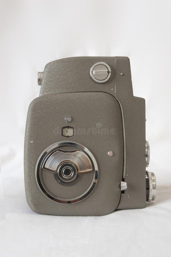 Uitstekende Videocamera royalty-vrije stock foto's