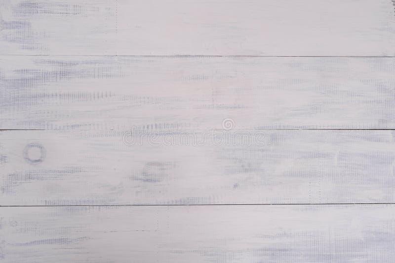 Uitstekende witte houten lijstachtergrond stock afbeelding