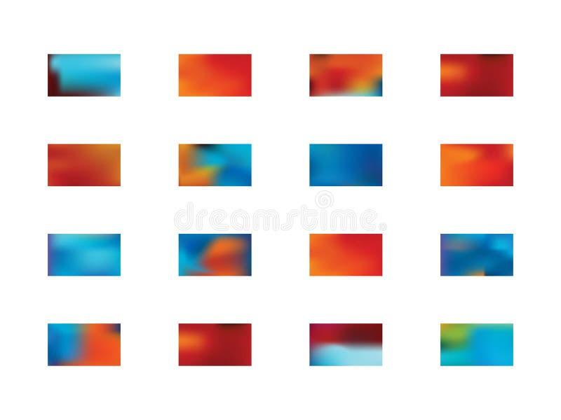Uitverkoop van grote achtergronden vector illustratie