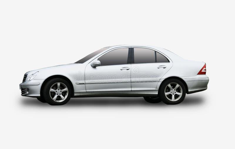 Uitvoerende auto royalty-vrije stock afbeeldingen