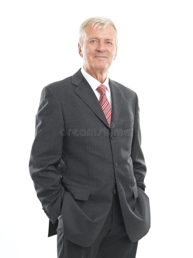 Uitvoerende zakenman royalty-vrije stock foto's