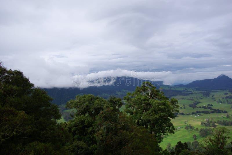 Uitzicht Killarney Australi royalty-vrije stock foto
