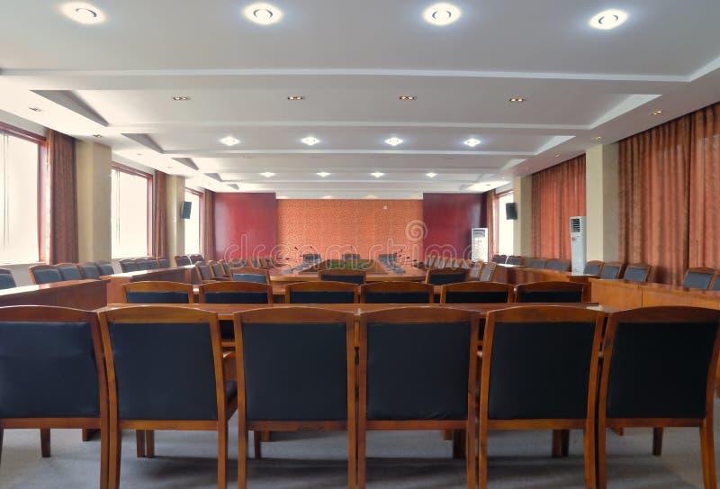układu konferencyjny pokój obraz royalty free