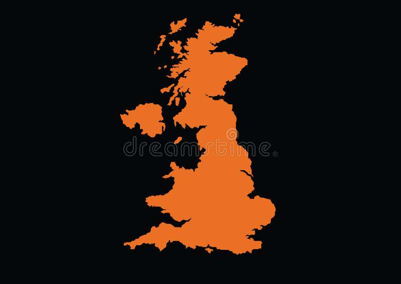 UK ελεύθερη απεικόνιση δικαιώματος