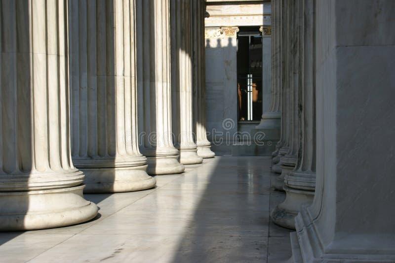 Układ Colum Zdjęcia Stock