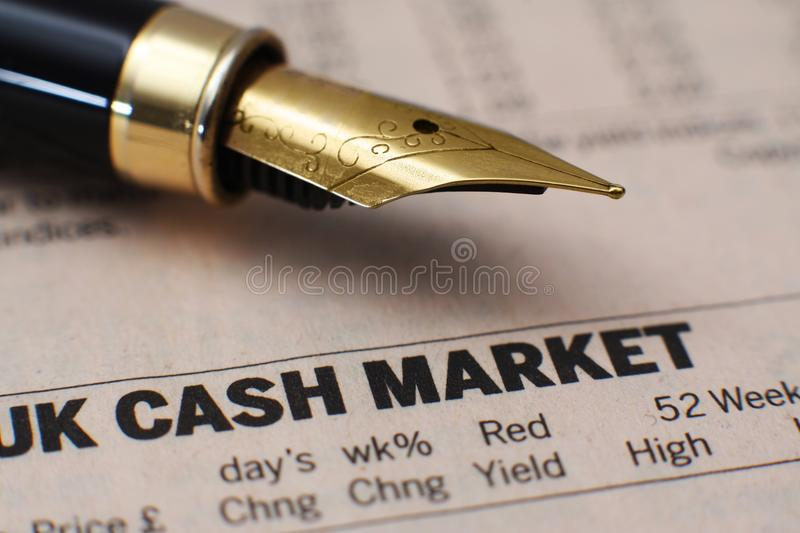 Download UK cash market stock image. Image of gain, capital, debt - 34259021