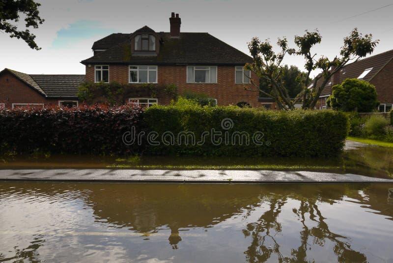 UK-floder 2012 arkivfoto