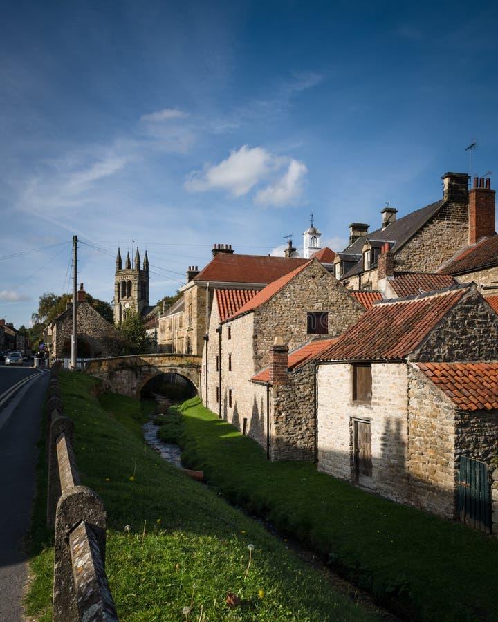 UK Helmsley, North Yorkshire - obraz stock