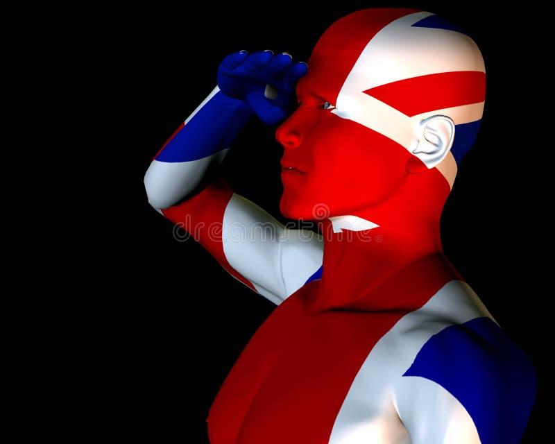 Download UK Man 9 Royalty Free Stock Photos - Image: 1791758