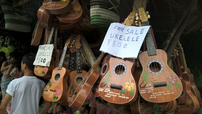Ukelele royalty free stock images