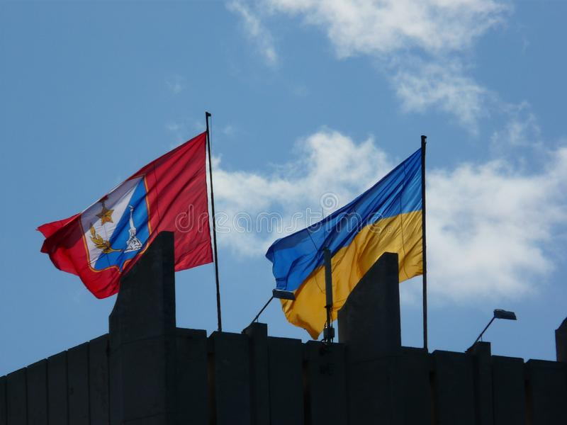 Ukraina Crimea Sevastopol obrazy royalty free